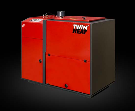 Biomass Boiler - Twinheat